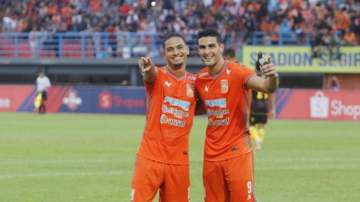 UPDATE KLASEMEN Liga 1 2019 pekan ke-9, Borneo FC Naik ke Peringkat 7, Bali United Kalah Lagi
