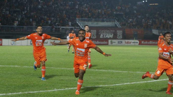 PREVIEW Barito Putera vs Borneo FC, Mario Gomez Siap Teruskan Tren Positif