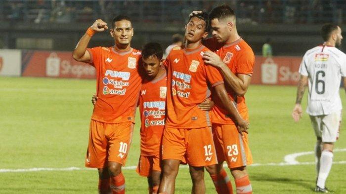 Menang Besar 6-0, Borneo FC Patahkan Rekor Tak Terkalahkan Bali United di Liga 1 2019