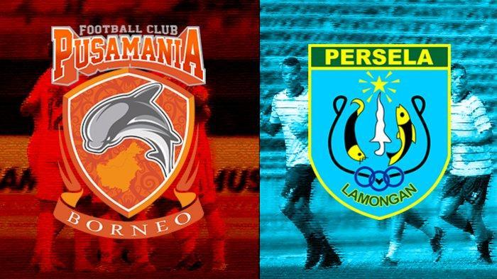 Live Streaming TV Online Borneo FC vs Persela Lamongan Titus Bonai dan Francisco Torres Starter