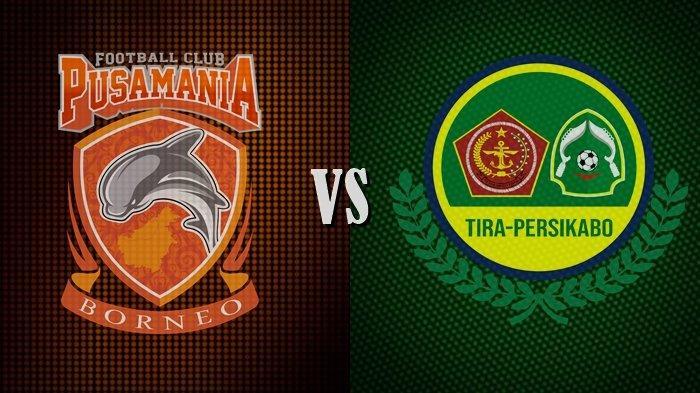 Gol Berkelas Renan Silva Bawa Borneo FC Ungguli PS Tira Persikabo, Skor 2-0 di Babak Pertama
