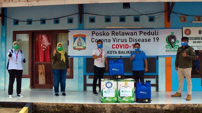 Donasikan Gaji, Ribuan Relawan Covid-19 di Balikpapan dan PPU dijamin BPJAMSOSTEK