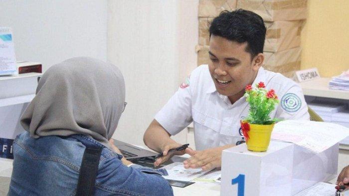Memudahkan Warga Bpjs Kesehatan Buka Layanan Di Kantor Disdukcapil Balikpapan Tribun Kaltim