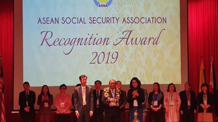 Inisiatif Perisai BPJS Ketenagakerjaan Raih Apresiasi Innovation Recognition Award dari ASSA