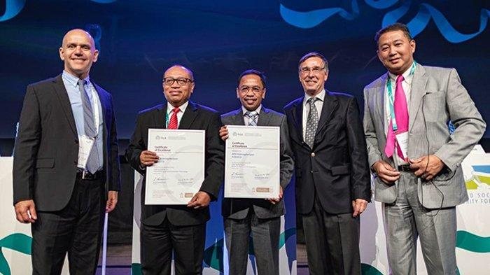 BPJS Ketenagakerjaan Raih 2 Penghargaan Tertinggi 'Certificate of Excellence' di Forum Dunia