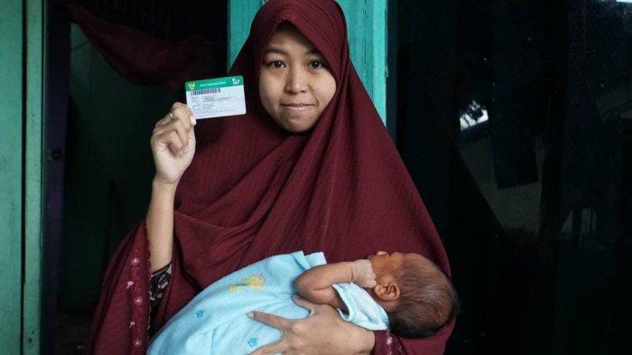 Dengan Kartu JKN-KIS, Seorang Ibu Hamil Terbebas dari Biaya Persalinan