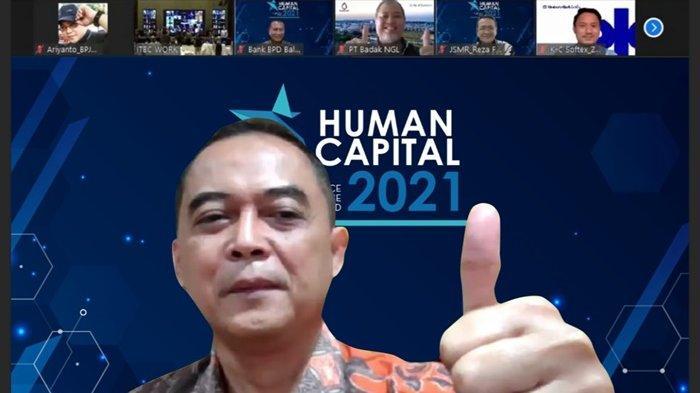 BPJS Ketenagakerjaan Borong 4 Penghargaan dalam Human Capital on Resilience Excellence Award 2021