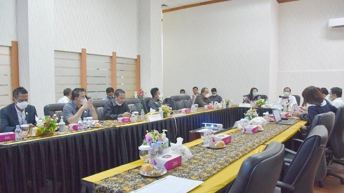 Komisi II Diskusi dengan BPK, Bahas Hasil Pemeriksaan dan Kedudukan DPRD pada BUMD Kaltim
