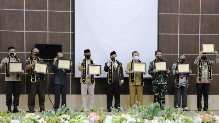 Samsun Apresiasi Kesiapan BPK Kaltim Deklarasi Menuju Wilayah Bebas Korupsi