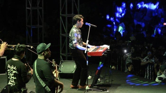 Ardhito Pramono Tutup Malam Puncak BPNGo 123 Fest 2020, Penampilan Kale Pukau Penonton