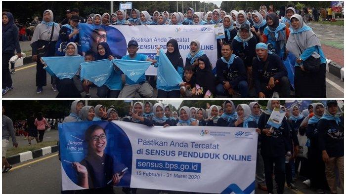 BPS Kota Balikpapan Sosialisasi Sensus Online ke Masyarakat untuk Perbaharui Data Penduduk