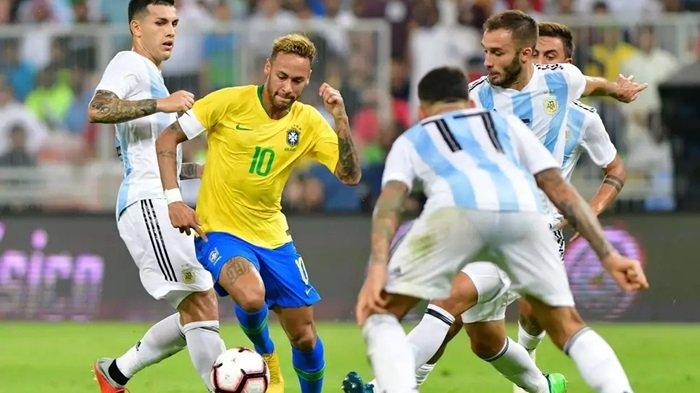 LENGKAP Jadwal Copa America 2021: Messi Tuntaskan Dahaga Gelar, Brasil Argentina Jumpa Lebih Awal?