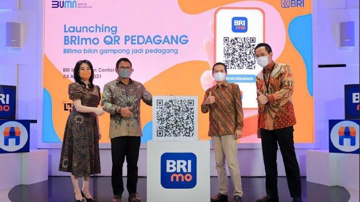 BRI Luncurkan Fitur QR Pedagang, Kini Transaksi Cashless Bisa via BRImo