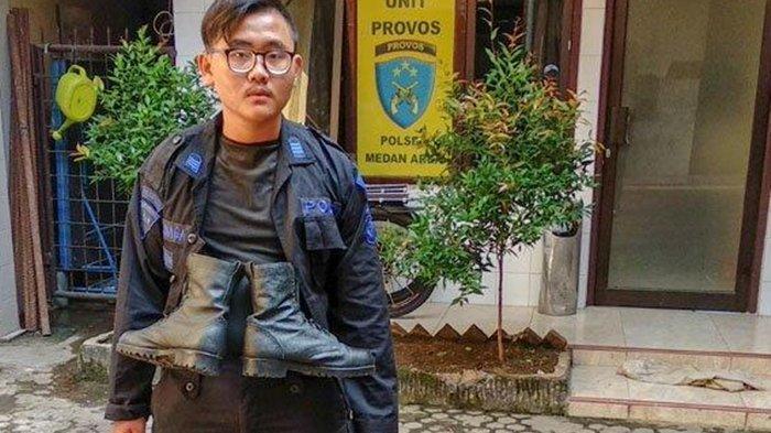Brimob Gadungan Tipu Janda Desa di Bogor, Kenal via Sosial Media Lalu Bawa Kabur Mobil Korban