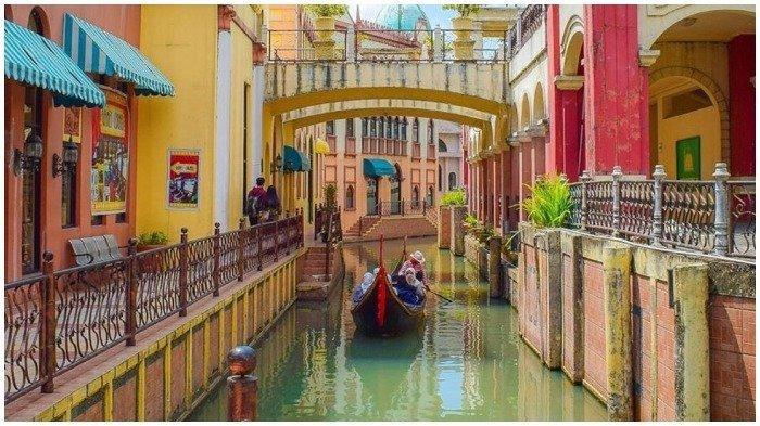 Ingin Mengunjungi Little Venice untuk Berburu Spot Foto yang Instagramable, Ini Harga Tiket Masuknya
