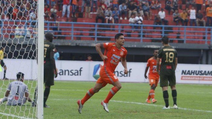 Hasil Liga 1 Borneo FC vs PS Tira Persikabo 4-1, Matias Conti Cetak Hattrick di Samarinda