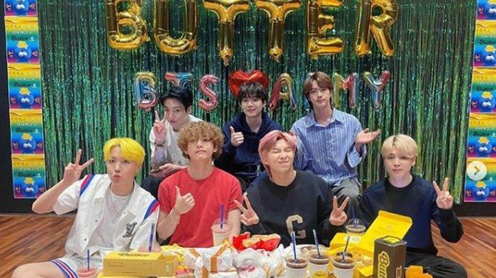 BTS telah merilis single berbahasa Inggris kedua mereka berjudul Butter pada 21 Mei 2021.