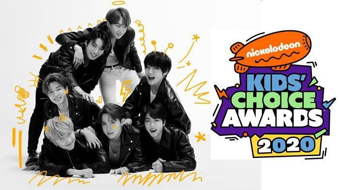 BTS Masuk Dua Nominasi Kids Choice Awards 2020, Bersaing dengan Jonas Brothers, Maroon 5 & Dua Lipa