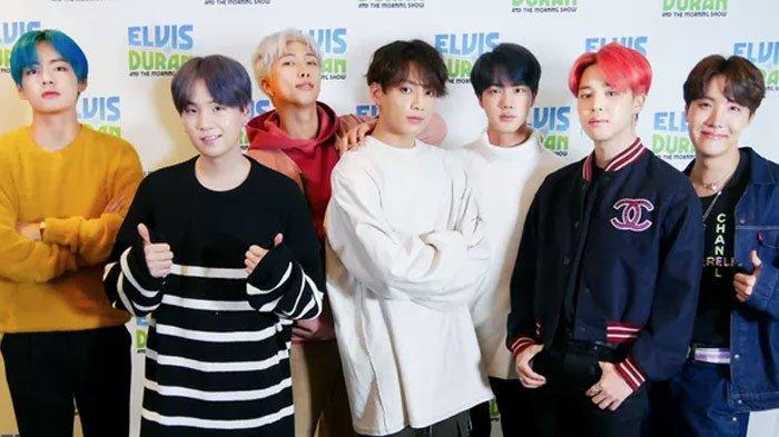 Konser BTS di Arab Saudi Sempat Dikritik, RM dan Jimin Punya Jawaban Bijak Soal Lokasi Tampil
