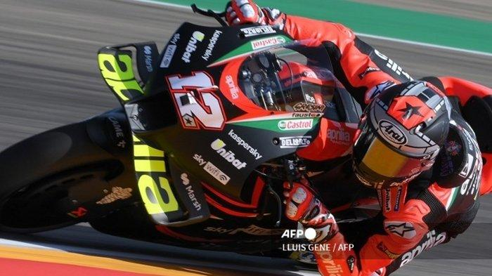Jadwal MotoGP 2021 Hari Ini & Hasil FP1 GP San Marino: Rider 'Buangan' Yamaha Jadi yang Tercepat