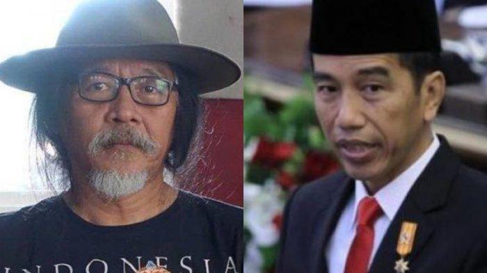 Jokowi Minta Dikritik, Sudjiwo Tedjo Beber Fakta Soal Buzzer, Beda Berpendapat, Curhat dengan Baper