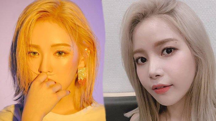Bukan Cuma Wendy Red Velvet, Solar MAMAMOO Juga Terjatuh di SBS Gayo Daejun 2019, Begini Kondisinya