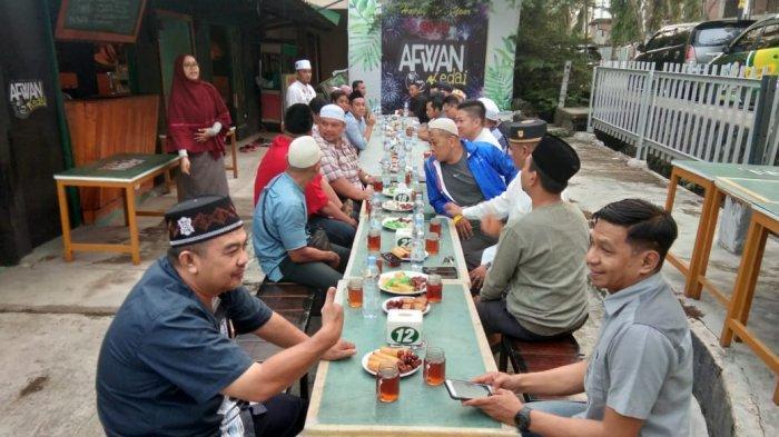 Apri Gunawan Gelar Buka Puasa Bersama Pabbsi Samarinda dan IPDP Samarinda