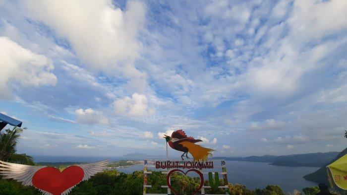 Asal Mula Nama Objek Wisata Bukit Jokowi di Kota Jayapura Papua