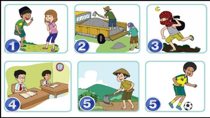 kunci jawaban buku paket matematika kelas 5