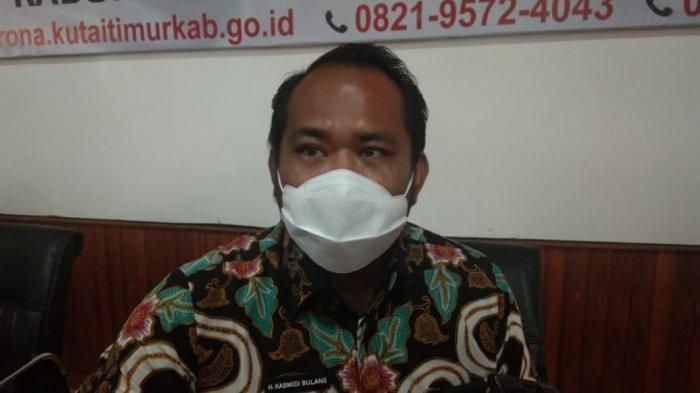 Bupati Kutim Ismunandar Ditahan KPK, Wabup Kasmidi Bulang Akui tak Berani Lihat Siaran Televisi