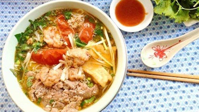 Berikut ini 5 Kuliner Khas Vietnam yang Wajib Dicicipi, Selain yang Populer Roti Bun Cha