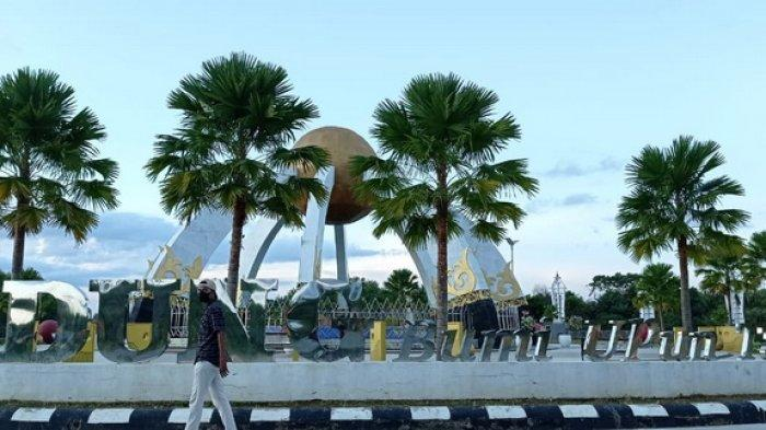 Jakarta Punya Bundaran HI, Tana Tidung Miliki Taman Bundaran HU, Spot Foto Ciamik di Tengah Kota!