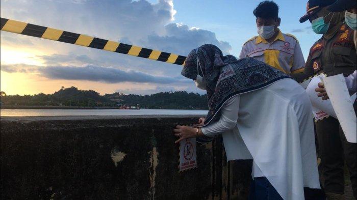 Bupati Berau Sosialisasikan Edaran Terbaru bagi Pelaku UMKM di Tepian Ahmad Yani dan Teratai