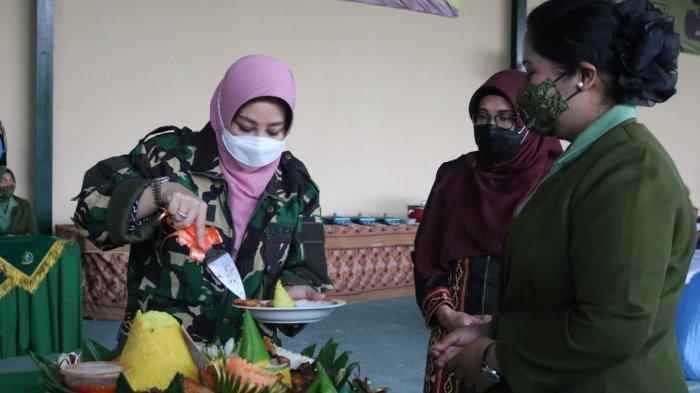 Bupati Berau Apresiasi Isteri Prajurit Armed Saat Hadiri HUT Persit Kartika Chandra Kirana