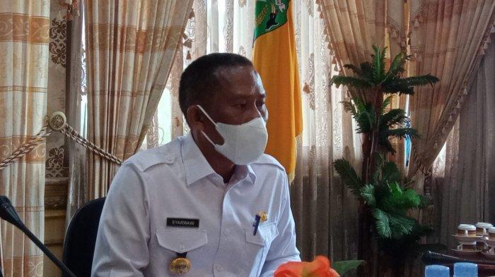 KTT Jadi Wilayah Terbanyak Temuan Varian Delta di Kaltara, Bupati Bulungan Ingatkan Satgas PPKM