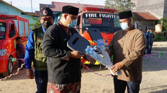 Pemkab Kukar Upayakan Penanggulangan Bencana Menjangkau hingga ke Pelosok Desa