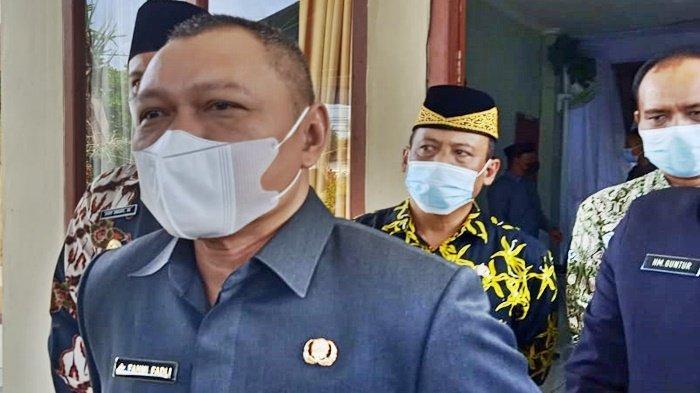 Bupati Paser Fahmi Fadli Ingin Pelaksanaan Swab Antigen Tepat Sasaran agar tak Sia-sia