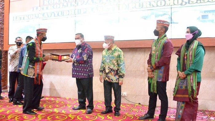 Letkol Kav Yudhi Prasetyo Purnomo Jabat Dandim 0912/KBR, Siap Lanjutkan Program Pencegahan Covid-19