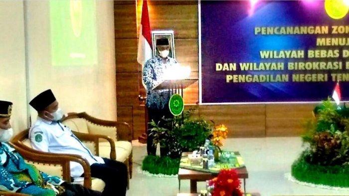 Pemkab Kukar Dukung Pencanangan Zona Integritas WBK dan WBBM di PN Tenggarong