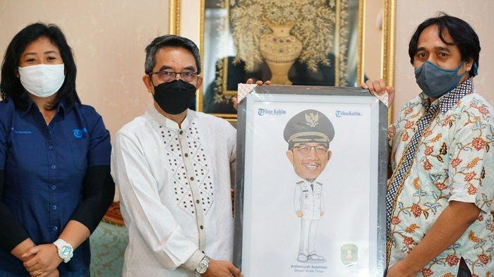 WAWANCARA EKSKLUSIF Bupati Kutai Timur, Ardiansyah Sulaiman, Siapkan Skema Khusus untuk UMKM