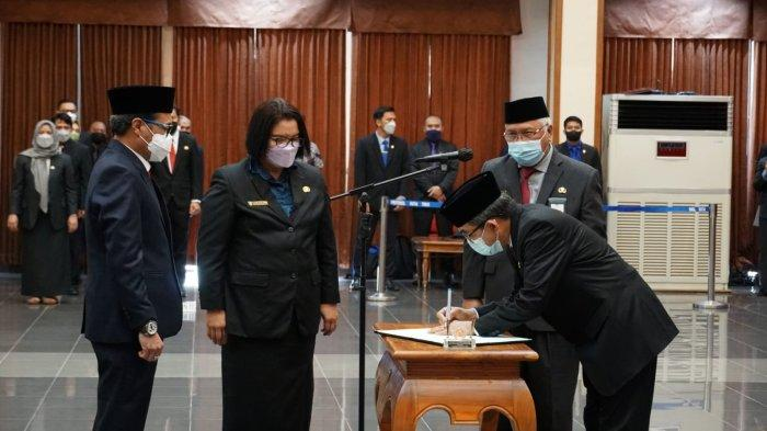 13 Daftar Nama Pejabat Eselon II di Lingkup Pemkab Kutim yang Dilantik Bupati Ardiansyah Sulaiman