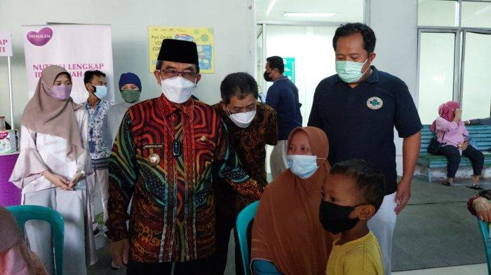 Tinjau Vaksinasi di RS Medika Sangatta, Bupati Kutim Harap Ibu Hamil tak Ragu Terima Vaksin Covid-19