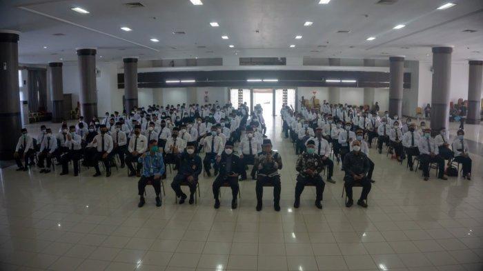 152 Anggota BPD di Kutim Dilantik, Bupati Harapkan Bisa Dorong Kemajuan Pembangunan di Desa
