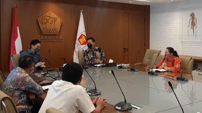 Anggota DPR RI Budisatrio Djiwandono Beri Perhatian Minimnya Infrastruktur Pertanian di Mahulu