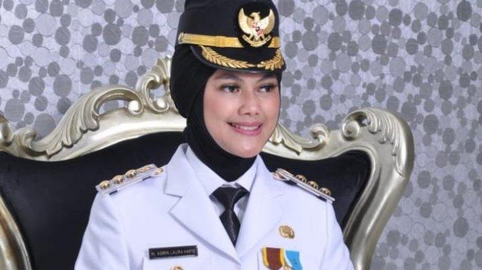 Profil Asmin Laura, Bupati Nunukan 2 Periode Resmi Dilantik Gubernur Kaltara Zainal Arifin