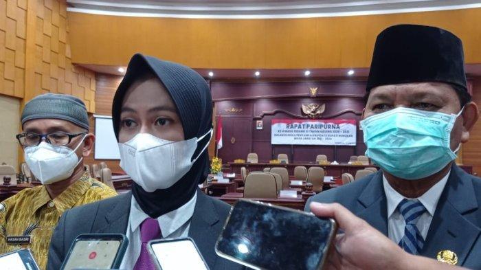 Bupati Nunukan Asmin Laura Sebut Program 100 Hari Fokus Tangani Covid-19