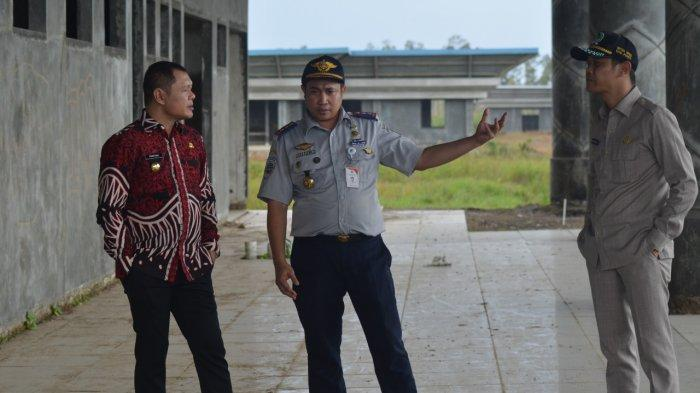 Ketua DPRD Paser Singgung Pembangunan Bandara Harus Jelas Ketika Pemkab Sudah Hibahkan Lahan