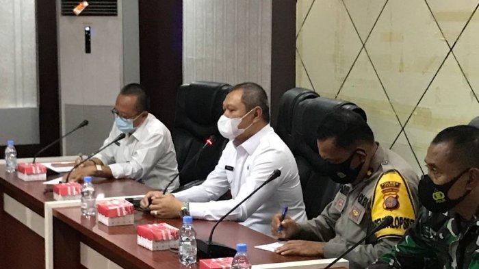 Bupati Paser Minta Operasi Yustisi Kedepankan Aspek Humanis, Sanksi Administrasi tak Berlaku