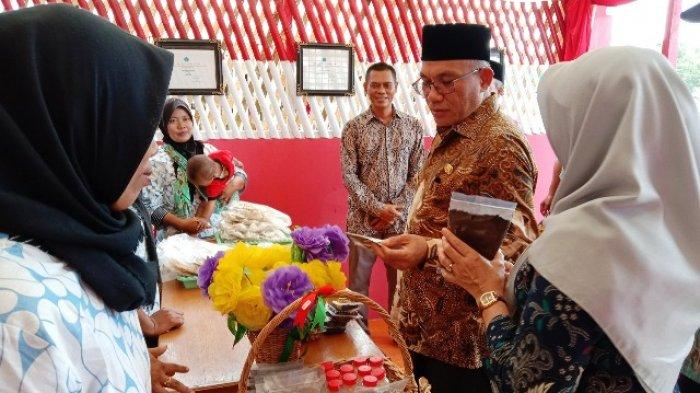 Bupati Berau Minta Kepala Kampung Lebih Serius dan Inovatif Bangun Kampungnya