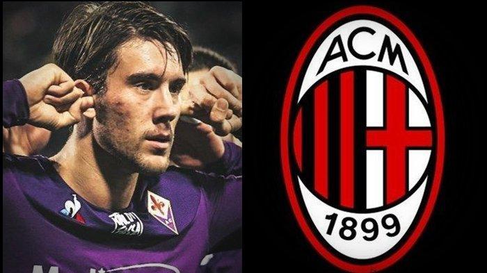BURSA TRANSFER Liga Italia: Bomber Paling Diincar AC Milan, Lain Pemain Bintang, Pioli Ngebet Parah